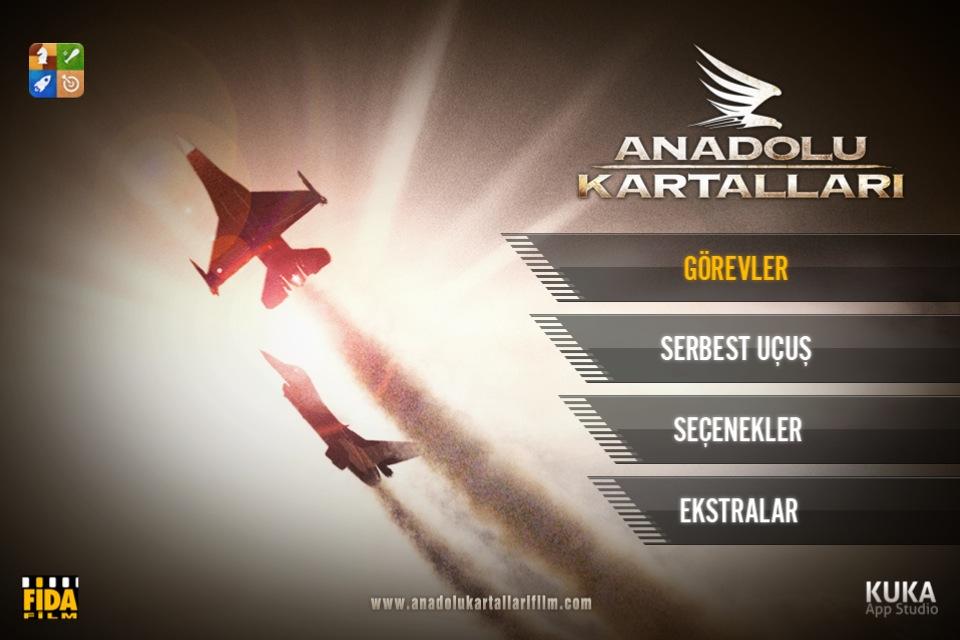 Screenshot Anadolu Kartalları