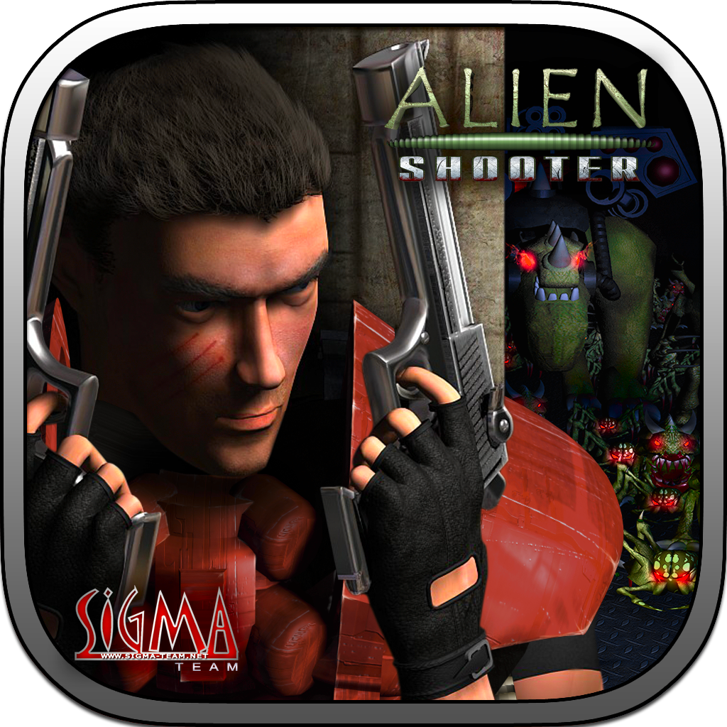 Alien Shooter - Начало